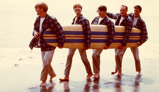 the beach boys back in the day