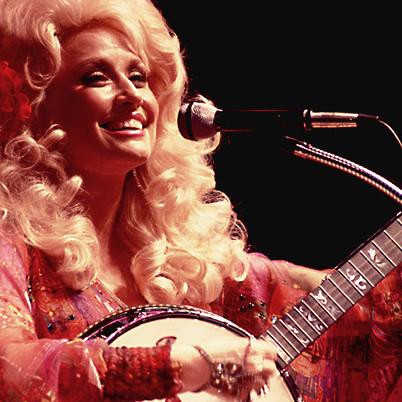 dolly parton banjo 2