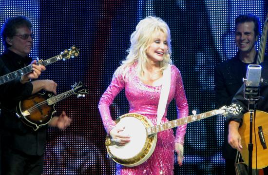 dolly parton banjo 3