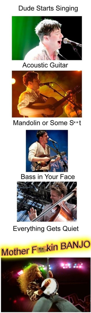 mumford and sons songs