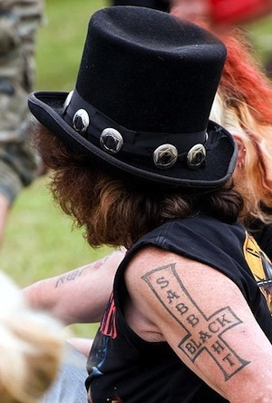 Slash Black Sabbath