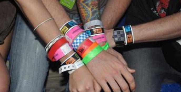 SXSW wristbands landscape 2