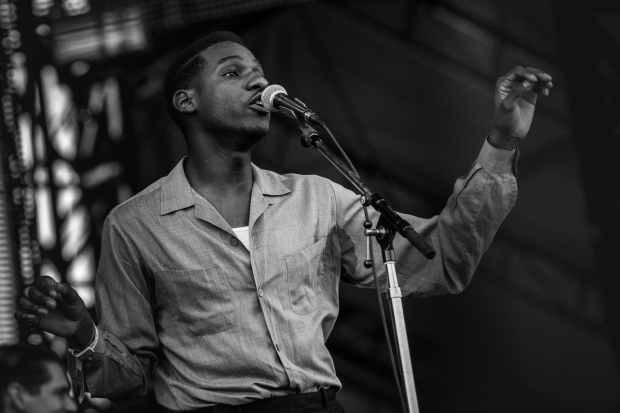 Leon Bridges by Cambira Harkey
