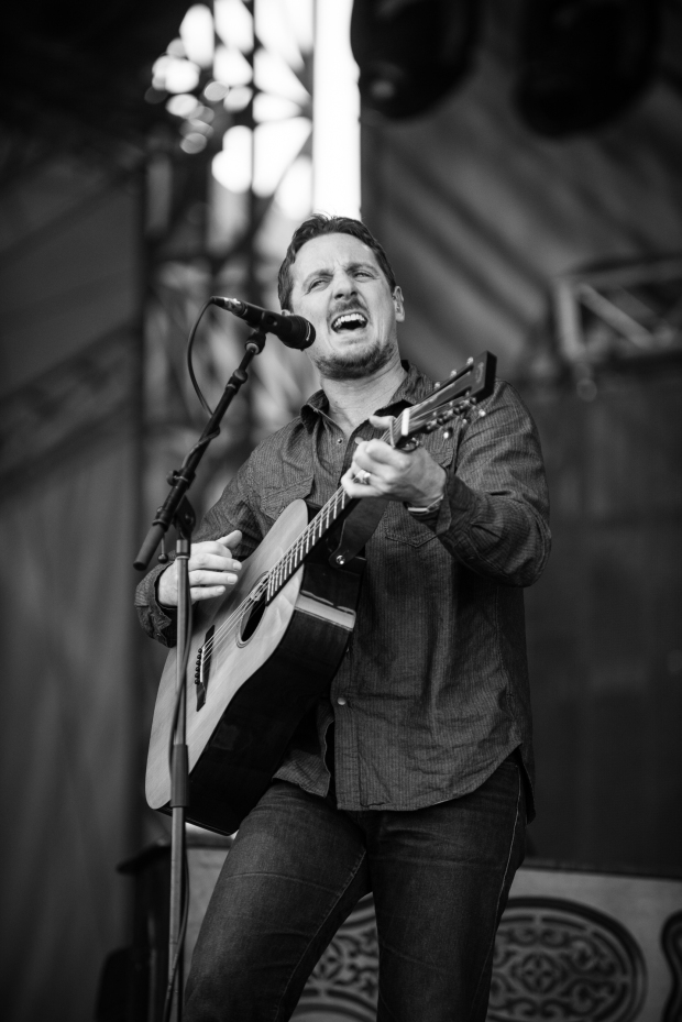 Sturgill Simpson by Nick Simonite