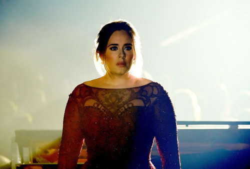 Adele (photo by Kevin Winter)