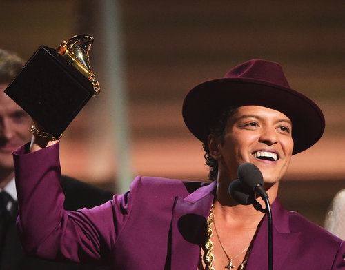 Bruno Mars (photo by Robyn Beck)