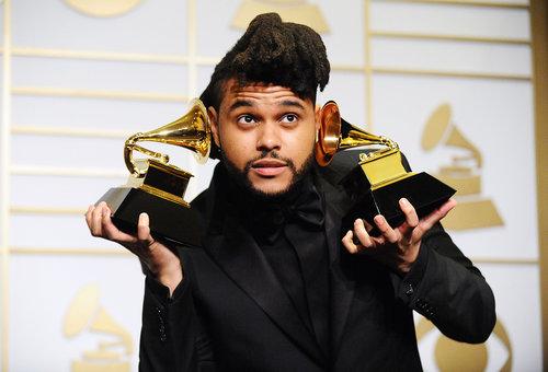 The Weeknd (photo by Jason LaVeris)