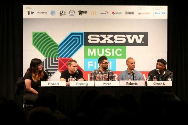 SXSW panel 2015