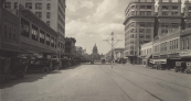 Congress Ave, circa 1916 (photo via Austin History Center)