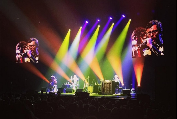 Flight of the Conchords at Bass Concert Hall (photo via @lrngray)