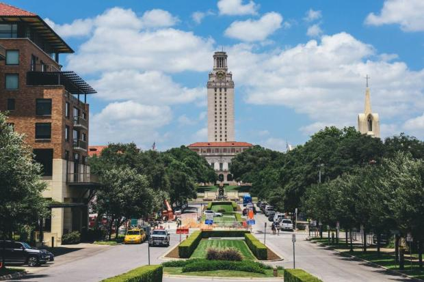UT Tower, 2015