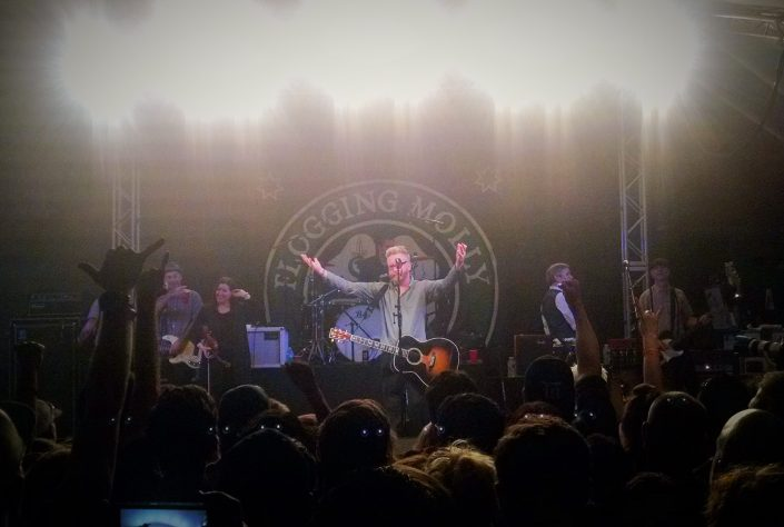 Flogging Molly at Stubb's